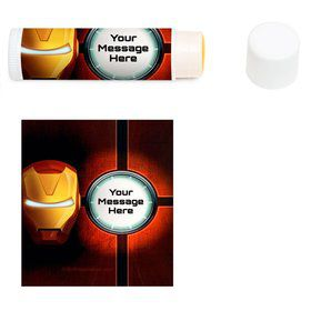 Armour Man Personalized Lip Balm (12 Pack)
