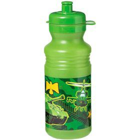 Army Camo 18oz Drink Bottle (Each)