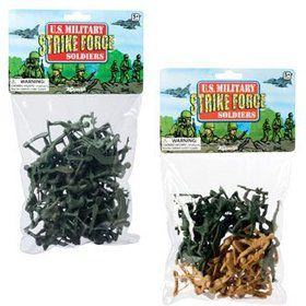 Army Men Toy Soldiers (48-pack)