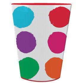 Art Party 16oz Plastic Favor Cup
