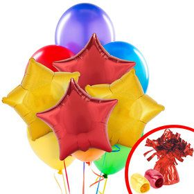 Assorted Latex Balloon Bouquet