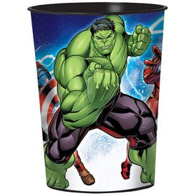 Avengers 16oz Favor Cup (Each)