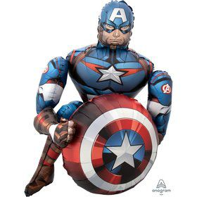 Avengers Captain America Air-Walker