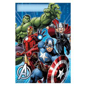 Avengers Lootbags (8 Pack)