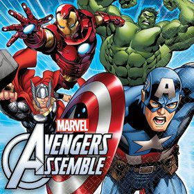 Avengers Luncheon Napkins (16 Pack)