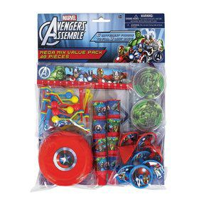 Avengers Mega Mix Favor Pack (For 8 Guests)