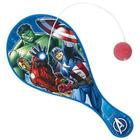 Avengers Paddle Ball Favor (Each)