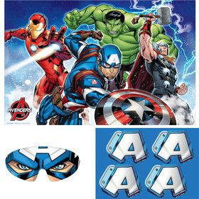 Avengers Party Game (Each)