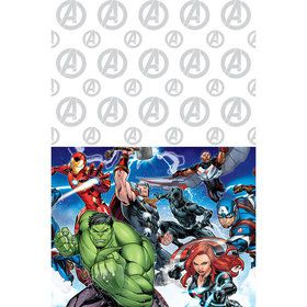 Avengers Plastic Table Cover (Each)