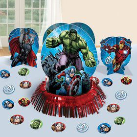 Avengers Table Decorating Kit (Each)