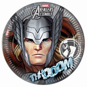 "Avengers Thor 9"" Lunch Plates (8 Count)"