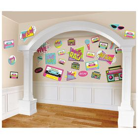 Awesome Party Cutout Decorations (30)