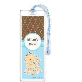 Baby Boy Personalized Bookmark (each)
