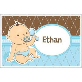 Baby Boy Personalized Placemat (each)