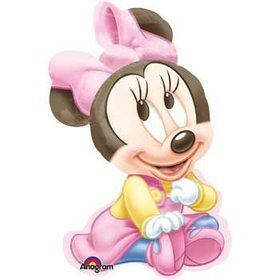 Baby Minnie Balloon (each)