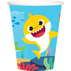 Baby Shark 9oz Cups
