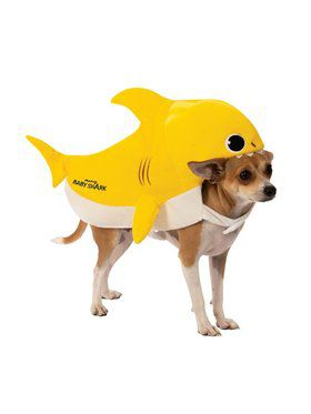 Baby Shark - Baby Shark Pet Costume