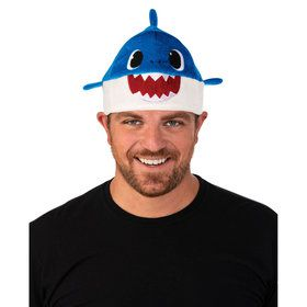 Baby Shark - Daddy Shark Hat