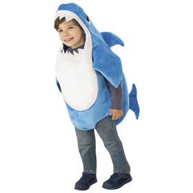 Baby Shark - Daddy Shark Kids Costume