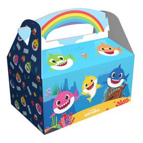 Baby Shark Empty Favor Box Kit (4)