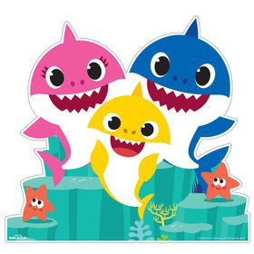 Baby Shark Family Frenzy Standup