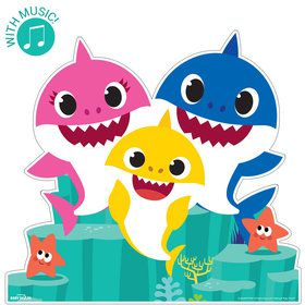 Baby Shark Family Group Musical Standup