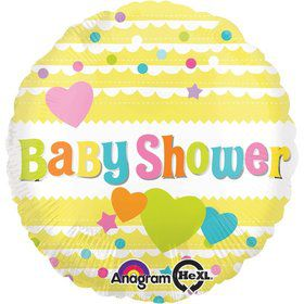 "Baby Shower 18"" Balloon (Each)"