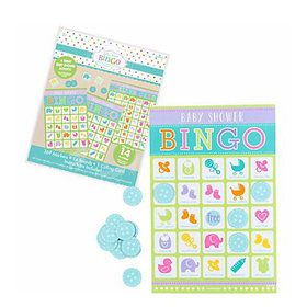 Baby Shower Bingo Game (Each)