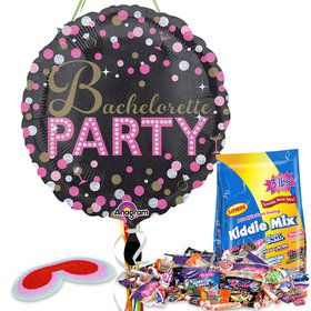 Bachelorette Party Pull String Economy Pinata Kit