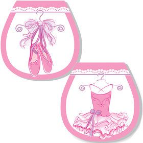 Ballerina Note Pads (8 Count)