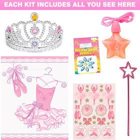 Ballerina Party Favor Kit (for 1 Guest)