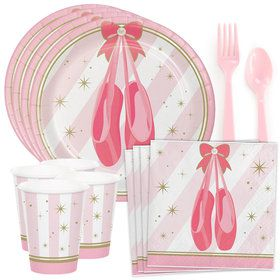 Ballerina Standard Tableware Kit (Serves 8)