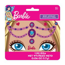 Barbie Mermaid Body Jewelry