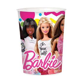 Barbie Sparkle 16 oz Favor Cup (each)