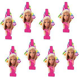 Barbie Sparkle Blowouts (8 Pack)