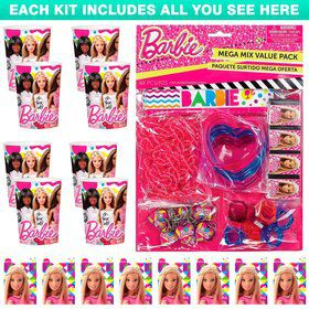 Barbie Sparkle Favor Kit (For 8 Guests)
