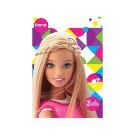 Barbie Sparkle Loot Bags (8 Pack)