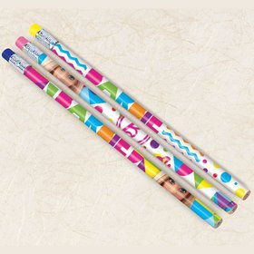 Barbie Sparkle Pencils (12 Pack)