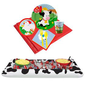 Barnyard Tableware Cooler Kit