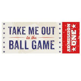 Baseball Invitations (8 Count)