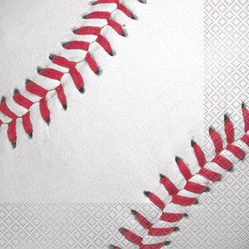 Baseball Lunch Napkin (16)