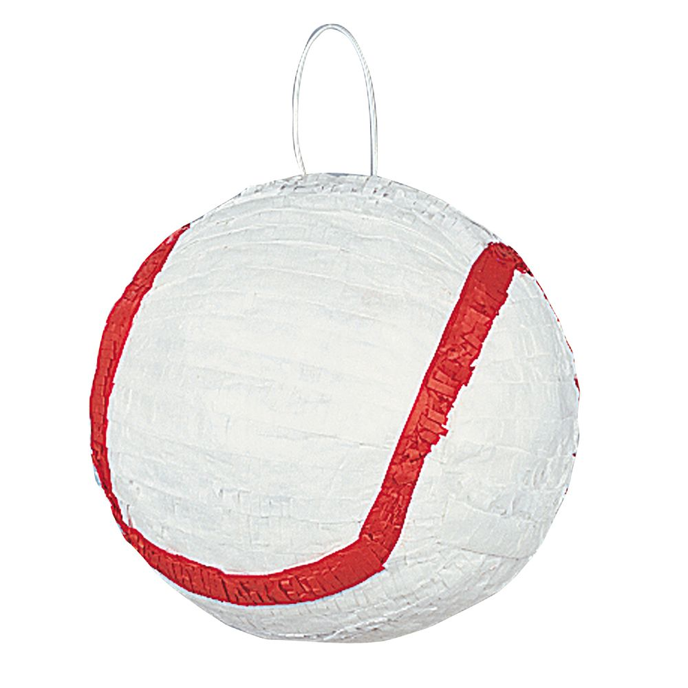 BASEBALL Pinata - Party Supplies