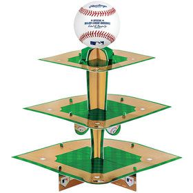 Baseball Treat Stand (Each)