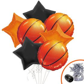 Basketball Party Balloon Kit