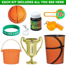 Basketball Party Favor Kit