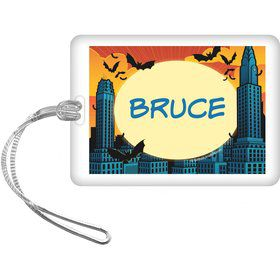 Bat Personalized Bag Tag (each)