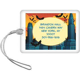 Bat Personalized Luggage Tag (each)