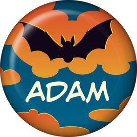 Bat Personalized Mini Magnet (each)
