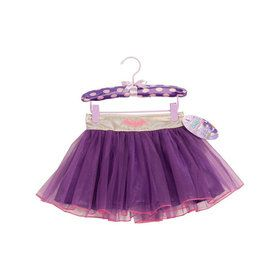 Batgirl Glitter Tutu Skirt For Kids