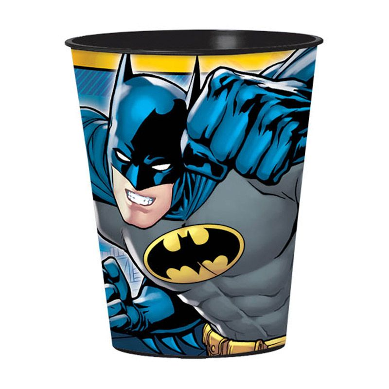 Batman 16Oz Favor Cup (Each) BB421386
